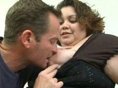 Chunky pussy of Latin slut Layla gets finger fucked