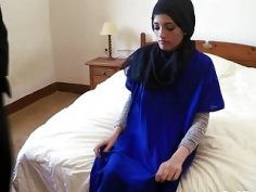 Arab Girlfriend Gets Banged In Doggy Style