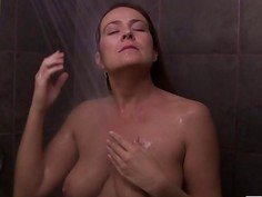Charming lesbians in an all out pussy eating fest